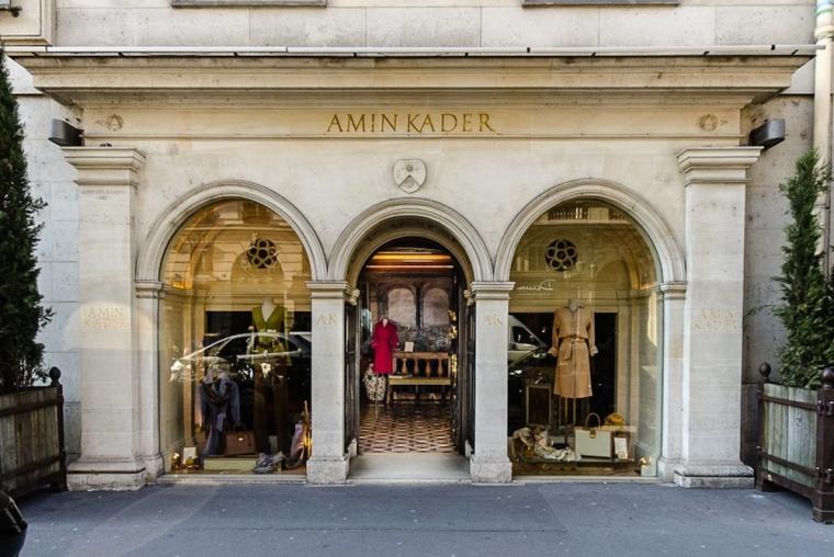 Le Style Report LeStyleReport.com Amin Kader Store Paris Place de la Concorde